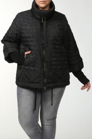 Куртка Зар-Стиль. Цвет: черный