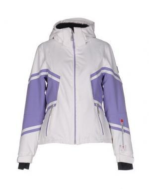 Куртка VUARNET. Цвет: белый