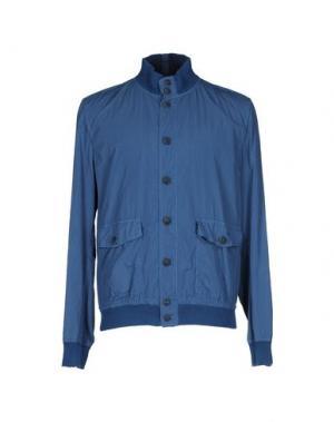 Куртка MABRUN. Цвет: цвет морской волны
