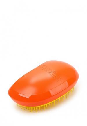 Расческа Tangle Teezer. Цвет: оранжевый