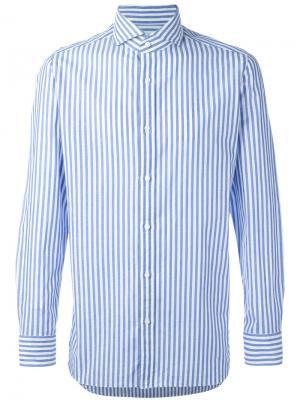 Полосатая рубашка Borrelli EV18TS509111906003