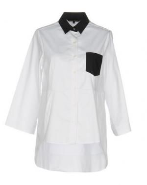 Pубашка BRIAN DALES. Цвет: белый