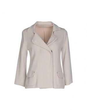Пиджак BRUNO MANETTI. Цвет: светло-серый