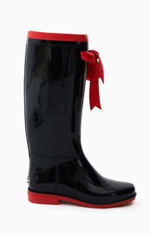 Сапоги резиновые Красные Boomboots