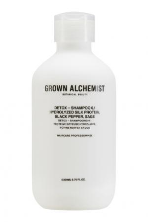 Набор средств для волос 0.1 Detox – Haircare Twin Set 2x200ml Grown Alchemist. Цвет: multicolor