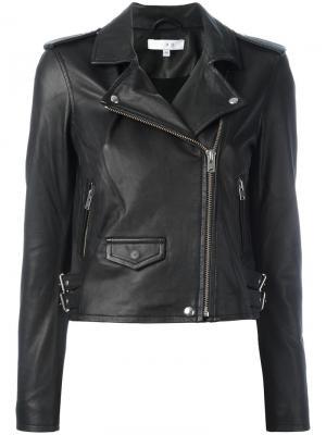 Куртка Ashville Iro. Цвет: чёрный