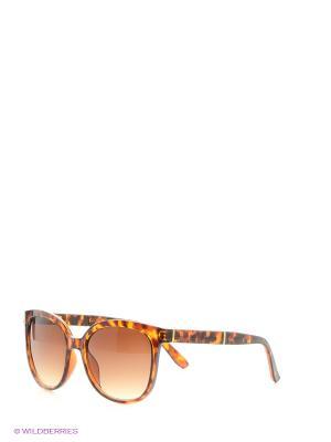 Солнцезащитные очки Infinity Lingerie. Цвет: коричневый