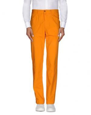 Повседневные брюки HARMONT&BLAINE. Цвет: оранжевый