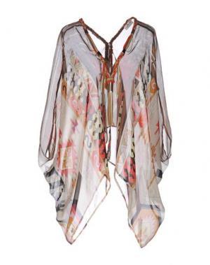 Блузка ELLA LUNA. Цвет: хаки