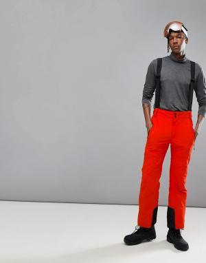 Killtec Лыжные брюки Jagor. Цвет: оранжевый