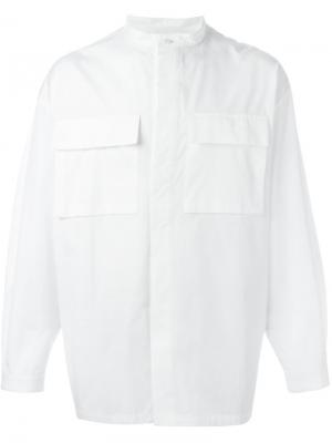 Рубашка Bulmer E. Tautz. Цвет: белый