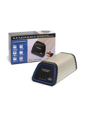 Зарядное устройство для автомобильных аккумуляторов  MAGNUM MA-18 PARTNER. Цвет: серебристый