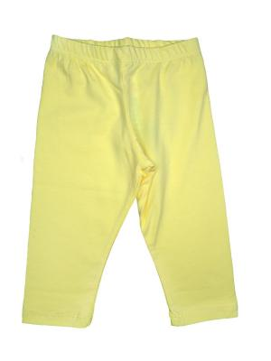 Бриджи Mini Midi. Цвет: желтый