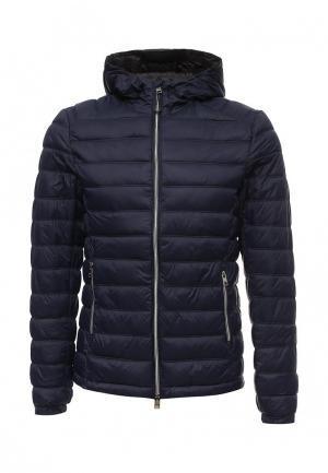 Куртка утепленная Alcott. Цвет: синий