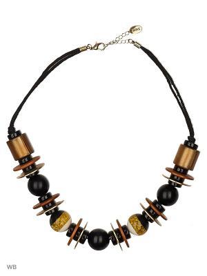 Ожерелье - JUBA Mango. Цвет: черный