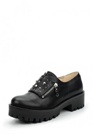 Ботинки Chasse. Цвет: черный