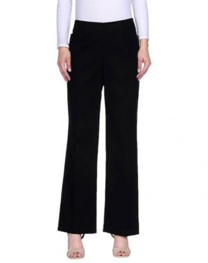 Повседневные брюки BENCIVENGA COUTURE. Цвет: черный
