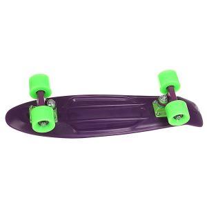 Скейт мини круизер  Original 22 Phantom 5.75 x (55.9 см) Penny. Цвет: фиолетовый