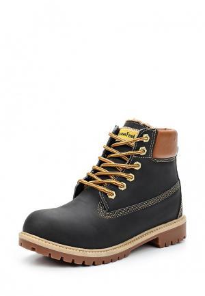 Ботинки Dream Feet. Цвет: черный