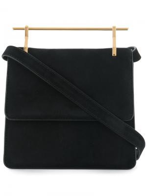Мини сумка Euse M2malletier. Цвет: чёрный