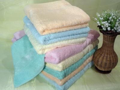 Махровое полотенце 34*78 см Sunvim