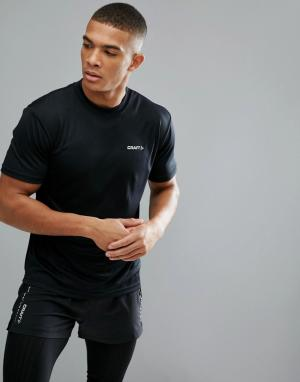 Craft Черная футболка Sportswear Prime Running 199205-1999. Цвет: черный