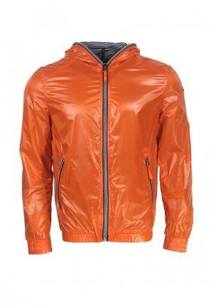 Ветровка Fanfaroni. Цвет: оранжевый