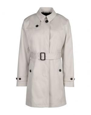 Легкое пальто 8. Цвет: светло-серый