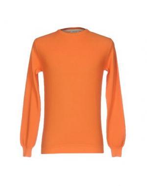 Свитер BARBATI. Цвет: оранжевый