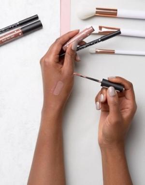 Lottie Набор для макияжа губ Lip Kit. Цвет: оранжевый