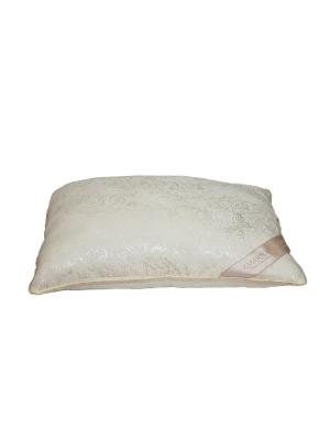 Подушка, Luxury Мulberry Silk, 50х70см KAZANOV.A.. Цвет: бежевый