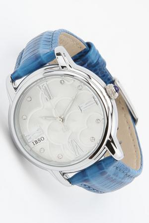 Часы IBSO. Цвет: голубой