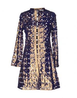 Легкое пальто CABAN ROMANTIC. Цвет: ярко-синий