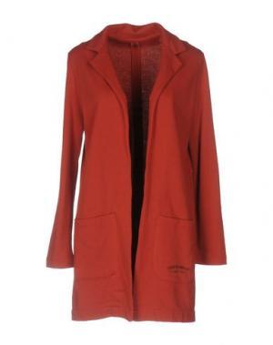 Пиджак EMPATHIE. Цвет: красный