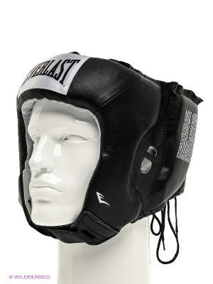 Шлем USA Boxing Everlast. Цвет: черный, светло-серый