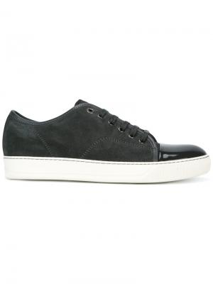 Toe-capped sneakers Lanvin. Цвет: none