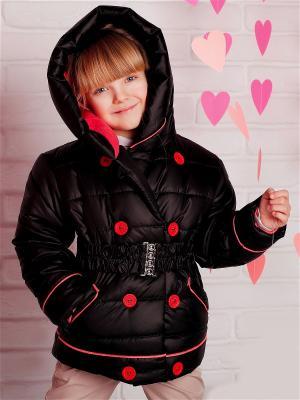 Куртка babyAngel. Цвет: черный