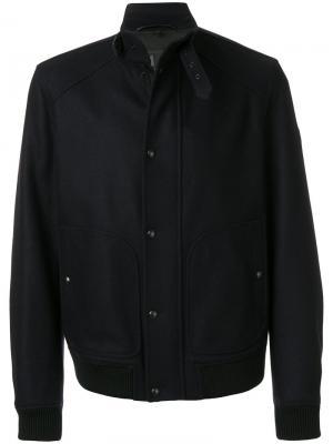 Куртка Mayesbrook Belstaff. Цвет: синий