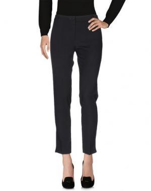 Повседневные брюки PAULIE. Цвет: стальной серый