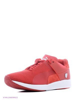 Кроссовки F116 SF Puma. Цвет: красный