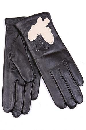 Перчатки Dali Exclusive. Цвет: коричневый, слоновая кость
