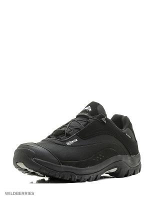 Спортивные ботинки EDITEX. Цвет: черный