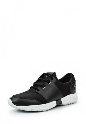 Кроссовки Armani Jeans. Цвет: черный