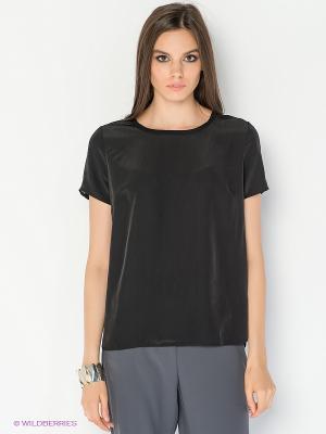 Блузка Befree. Цвет: черный