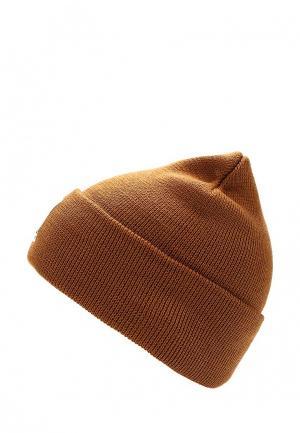 Шапка Wear Colour. Цвет: коричневый
