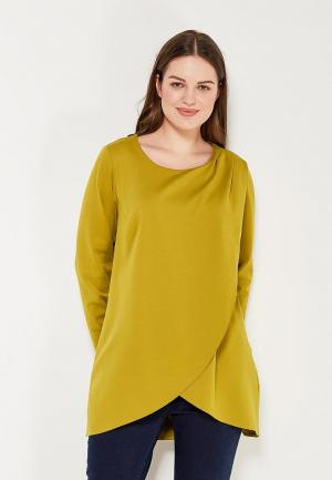 Туника Darissa Fashion. Цвет: зеленый