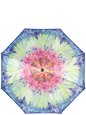 Зонт Eleganzza. Цвет: голубой, оранжевый, розовый