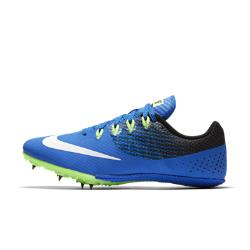 Шиповки унисекс для бега на короткие дистанции  Zoom Rival S 8 Nike. Цвет: синий