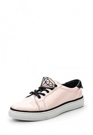 Ботинки Sixtyseven. Цвет: розовый