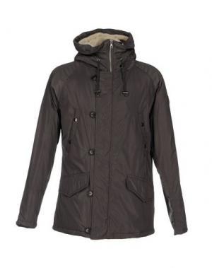 Куртка MELTIN POT. Цвет: темно-зеленый